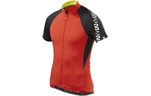 Mavic Sprint Tee shirt homme bright red rouge
